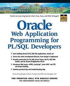 Oracle Web Application Programming for PL/SQL Developers