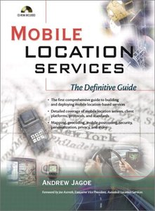 Mobile Location Services: The Definitive Guide-cover