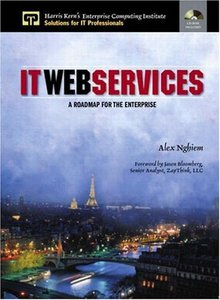 IT Web Services: A Roadmap for the Enterprise-cover
