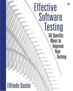 Effective Software Testing: 50 Specific Ways to Improve Your Testing-cover