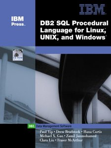 DB2 SQL Procedural Language for Linux, Unix and Windows-cover