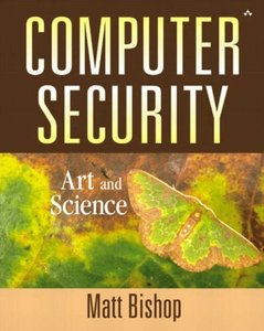Computer Security : Art and Science (Hardcover)-cover