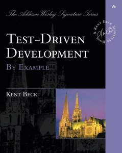 Test-Driven Development: By Example (Paperback)-cover