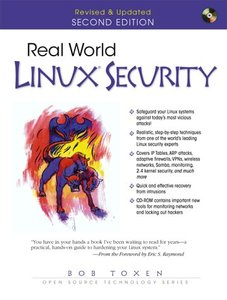Real World Linux Security, 2/e-cover
