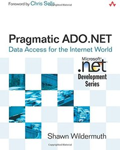 Pragmatic ADO.NET: Data Access for the Internet World (Paperback)-cover