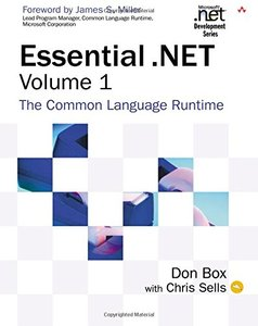 Essential .NET, Volume I: The Common Language Runtime-cover