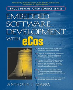 Embedded Software Development with eCos-cover