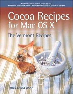 Cocoa Recipes for Mac OS X-cover