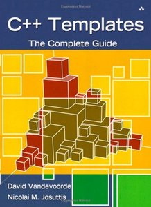 C++ Templates: The Complete Guide (Hardcover)-cover