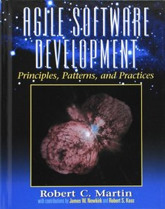 Agile Software Development: Principles, Patterns, and Practices (Hardcover)-cover