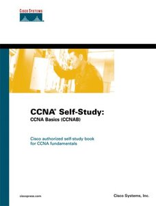 CCNA Self-Study: CCNA Basics (CCNAB) (Hardcover)-cover