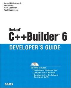 Borland C++ Builder 6 Developer's Guide-cover