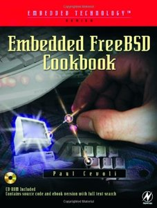 Embedded FreeBSD Cookbook (Paperback)-cover