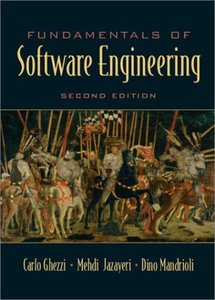 Fundamentals of Software Engineering, 2/e-cover