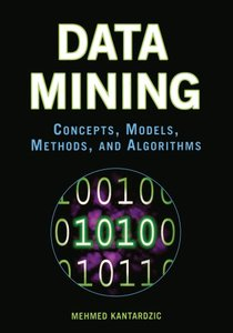 Data Mining: Concepts, Models, Methods, and Algorithms-cover