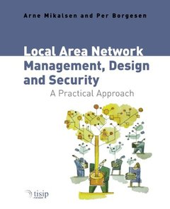 Local Area Network Management, Design-cover