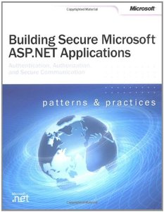 Building Secure Microsoft ASP.NET Applications (Paperback-cover