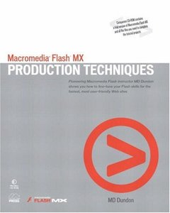 Macromedia Flash MX Production Techniques-cover