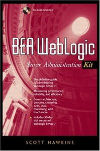 BEA WebLogic Server Administration Kit-cover
