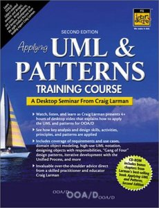 Applying UML and Patterns Training Course, 2/e-cover