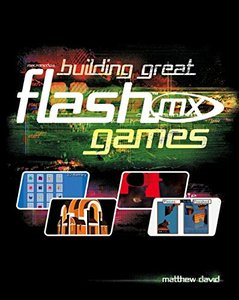 Building Great Flash MX Games-cover