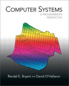 Computer Systems: A Programmer's Perspective (精裝)-cover