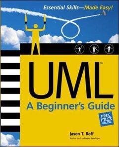 UML: A Beginner's Guide (Paperback)-cover