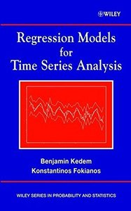 Regression Models for Time Series Analysis-cover