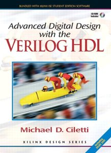 Advanced Digital Design with the Verilog HDL(Hardcover)-cover