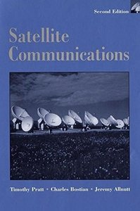 Satellite Communications, 2/e (Hardcover)-cover