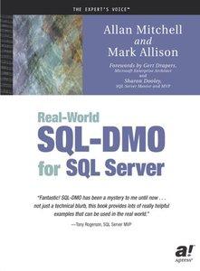 Real-World SQL-DMO for SQL Server-cover
