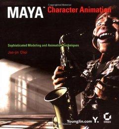 Maya Character Animation-cover