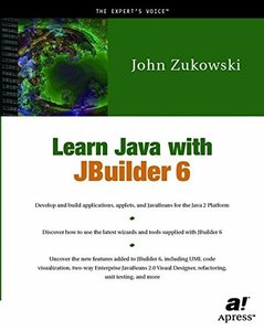 Learn Java with JBuilder 6 (Paperback)-cover