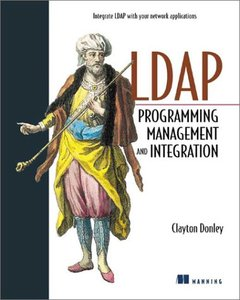 LDAP Programming, Management, and Integration-cover