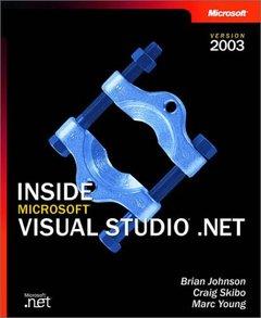 Inside Microsoft Visual Studio .NET 2003-cover