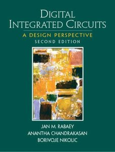 Digital Integrated Circuits, 2/e (Hardcover)-cover