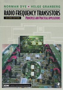 Radio Frequency Transistors: Principles and Practical Applications-cover