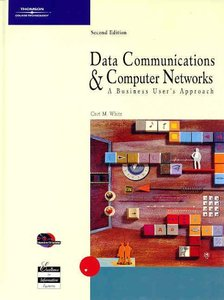 Data Communications and Computer Networks, 2/e (Paperback)-cover