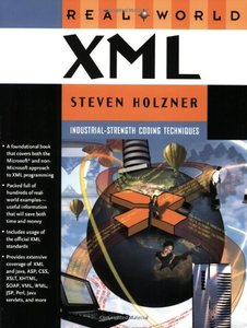 Real World XML, 2/e-cover