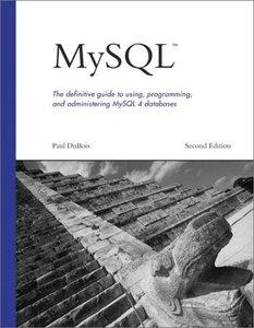 MySQL, 2/e-cover