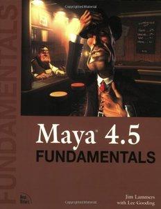 Maya 4.5 Fundamentals, 2/e-cover