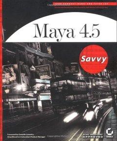 Maya 4.5 Savvy-cover