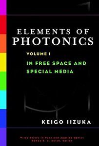 Elements of Photonics Volume 1-cover