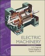 Electric Machinery, 6/e-cover