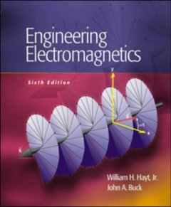 Engineering Electromagnetics, 6/e-cover