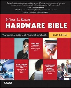 The Winn L. Rosch Hardware Bible, 6/e-cover