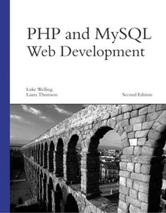 PHP and MySQL Web Development, 2/e-cover