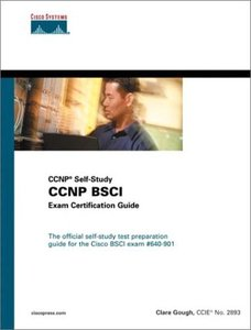 CCNP BSCI Exam Certification Guide (CCNP Self-Study), 2/e-cover