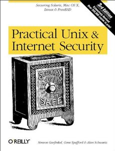 Practical Unix & Internet Security, 3/e (Paperback)-cover
