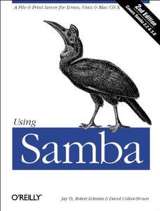 Using Samba, 2/e-cover